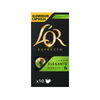 L'OR Espresso  Koffie aanbiedingen