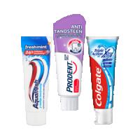 Tandpasta aanbiedingen