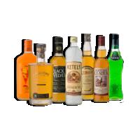 Sterke drank aanbiedingen